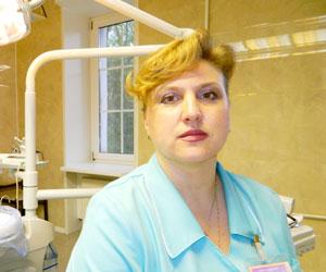 Авдонина Юлия Леонидовна врач стоматолог терапевт