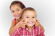 Кариес молочного зуба