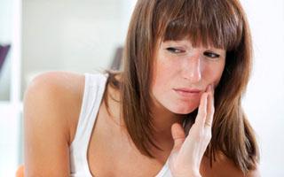 Причины острой зубной боли